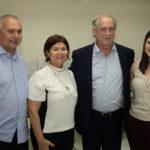 Nezinho E Ju Farias, Ciro Gomes E Mariana Farias