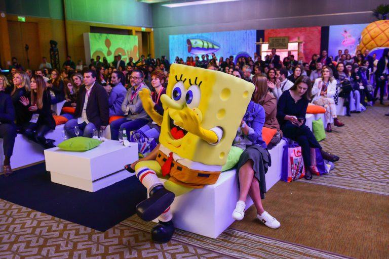 Férias Nickelodeon no Beach Park ganha prêmio no Viacom Summit Brasil