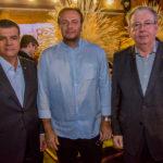 Odmar Feitosa, Adriano Nogueira E Ricardo Cavalcante