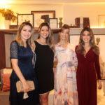 Onélia Leite, Natália Benevides, Geovana Bezerra E Manoella Linhares
