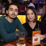 Oswaldo Guimarães e Ana Carla 150x150 - Hard Rock Cafe recebe primeira eliminatória do Viva Rock Latino