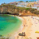 Praia do Carvoeiro Algarve 150x150 - Casablanca Turismo apresenta: réveillon em Lisboa e Algarve