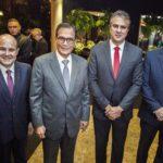 Prefeito Roberto Claudio Beto Studart Camilo Santana e Ricardo Cavalcante Copy 150x150 - Ricardo Cavalcante é empossado presidente da FIEC