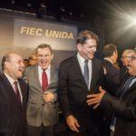 Prefeito Roberto Claudio Dr Sarto e Cid Gomes 2 Copy 150x150 - Ricardo Cavalcante é empossado presidente da FIEC