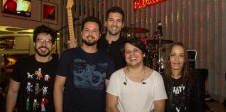 Rafael Maia, Lucas Ribeiro, Guilherme Albuquerque, Roberto Marçal E Geovana Bezerra (2)