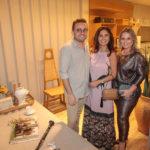Ramiro Mnedes, Luciana Cidrão E Ana Elisa
