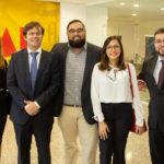 Raquel Machado, Carlos Caputo, Diogo Rais, Jana Brito E Michel Bertoni (1)