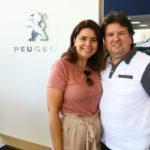 Raquel e Lewton Monteiro 3 150x150 - Peugeot Belfort promove fim de semana de ofertas especiais
