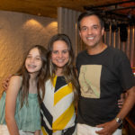 Rebecca Novais, Ana Virgínia Furlani E Fernando Novais