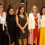 Renata Santiago, Eveline Frota, Neila Fontenele, Fernanda Pacobahyba E Aurineide Lemos (1)