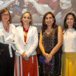 Renata Santiago, Fernanda Pacobahyba, Neila Fontenele E Aurineide Lemos