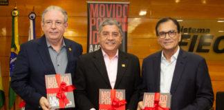 Ricardo Cavalcante, Sampaio Filho E Beto Studart (2)