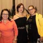 Ricarte Urbano, Cynthia Diógenes E Andreia Maia