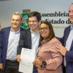 Roberto Claudio, José Sarto, Randolfe Rodrigues, Toínha Rocha E Ciro Gomes (1)