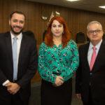 Rodrigo Cavalcante, Roberta Gresta E Fernandes Neto