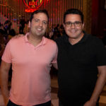 Rodrigo Ponte e Samuel Sicchierolli 1 150x150 - Hard Rock Cafe recebe primeira eliminatória do Viva Rock Latino