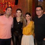 Rodrigo e Natália Ponte Roberta e Samuel Sicchierolli 2 150x150 - Hard Rock Cafe recebe primeira eliminatória do Viva Rock Latino