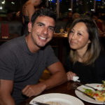 Ronaldo Almeida e Maristela Fujiwara 150x150 - Hard Rock Cafe recebe primeira eliminatória do Viva Rock Latino