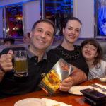 Rui Ana Silvia e Ana Liz Seabra 150x150 - Hard Rock Cafe recebe primeira eliminatória do Viva Rock Latino