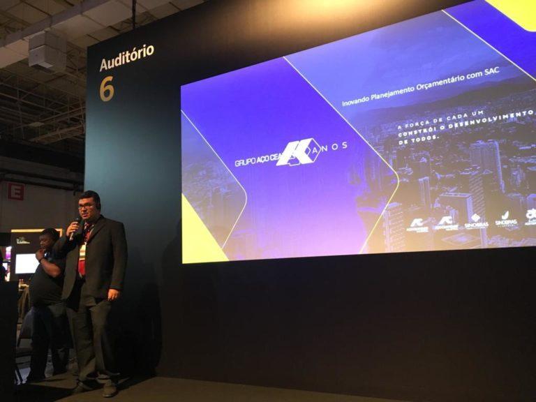 Case de sucesso do Grupo Aço Cearense é apresentado em São Paulo