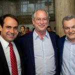 Salmito Filho, Ciro Gomes E José Sarto