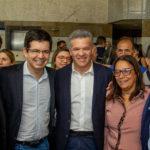 Salmito Filho, Randolfe Rodrigues, Ferrucio Feitosa, Toinha Rocha E José Sarto