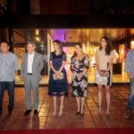 Samuel Dias, José Sarto, Onélia Leite, Patrícia Macêdo, Graziela De Caroli E Vitor Guimarães