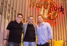Samuel Sicchierolli, Fred Pinho E Rodrigo Ponte (2)