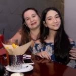Sarah e Jeane Clara Dantas 1 150x150 - Hard Rock Cafe recebe primeira eliminatória do Viva Rock Latino