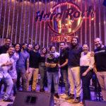 Selvagens à Procura de Lei Hard Rock Café 16 150x150 - Selvagens entrega itens para a memorabilia do Hard Rock Cafe