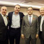 Silvio Frota, Eduardo Diogo, Edson Queiroz E Lauro Fiuza (4) (Copy)