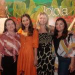 Socorro Peixoto, Lara Romcy, Isabela Loureiro E Socorro Araújo_