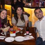 Viliane Oliveira Alessandra Lino e Victor Seixas 1 150x150 - Hard Rock Cafe recebe primeira eliminatória do Viva Rock Latino