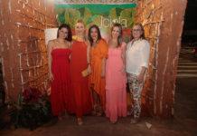Yohana Aguiar, Tássia Ferreira, Lara Romcy E Fernanda Ferreira