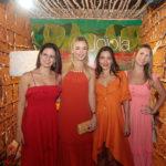 Yohana Aguiar, Tássia Ferreira, Lara Romcy E Fernanda Ferreira_