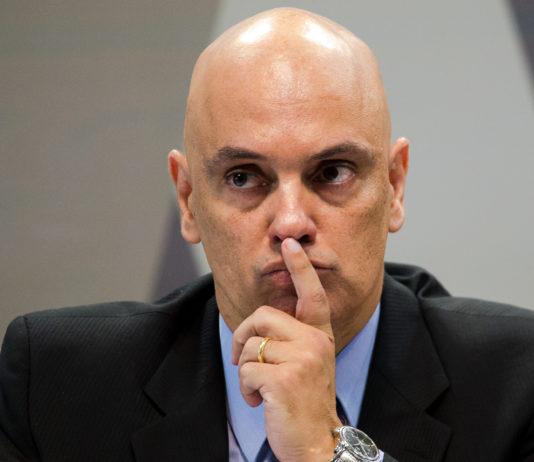 CCJ Do Senado Sabatina Alexandre De Moraes