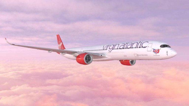 Virgin Atlantic planeja operar voos entre Londres e Fortaleza