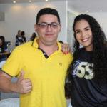 Adonis Almeida E Luana Nunes