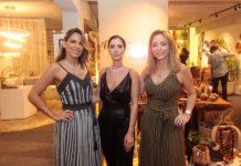 Ana Carolina Fontenele, Nicole Pinheiro E Ana Paula Daud