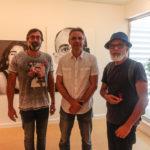 Angelo Vettorazzi, Heráclito Vieira E Luiz Santos_
