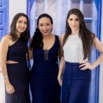 Brenda da Silva Isabele Silva e Eliane Sá 150x150 - Sellene Party celebra Dia do Nutricionista com grande festa no La Maison