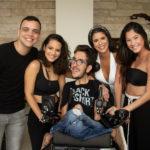 Caio Botelho, Ana Clara Sobreira, Tiago E Marcela Pinto, Celestre Loyola