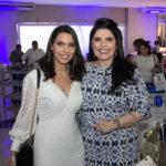 Carla Laprovítera e Sellene Câmara 150x150 - Sellene Party celebra Dia do Nutricionista com grande festa no La Maison