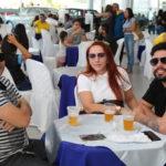 Carlos Freitas, Cinara Sousa, Elton Sousa