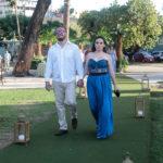 Casamento De Lucila Norões E Fernando Mota Iate Club 15