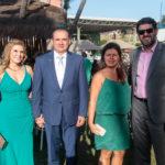 Casamento De Lucila Norões E Fernando Mota Iate Club 3