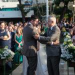 Casamento De Lucila Norões E Fernando Mota Iate Club 39