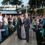 Casamento De Lucila Norões E Fernando Mota Iate Club 40