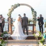 Casamento De Lucila Norões E Fernando Mota Iate Club 58