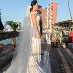 Casamento De Lucila Norões E Fernando Mota Iate Club 87